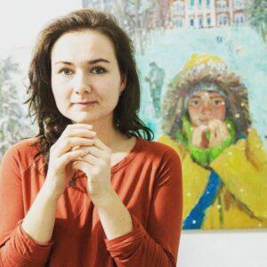 Валерия Воеводенко Арт-терапия